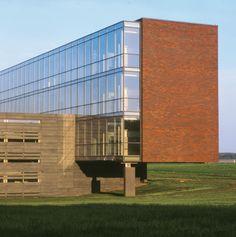Bang & Olufsen's Headquarter | Struer, Denmark | KHR Arkitekter