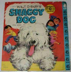 Shaggie dog