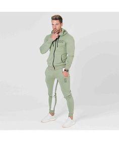 304 Clothing RJ Hoodie Sage-304 Clothing-Gym Wear