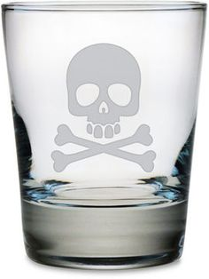 Skull & Crossbones glasses
