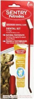 Nice, right? Sergeant's SENTRY...  Check it out here : http://www.allforourpets.com/products/sergeants-sentrye-petrodexe-vs-natural-dental-care-kit-dog-peanut-toothpaste