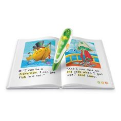 LeapFrog TAG Reading System, Green - List price: $39.99 Price: $29.95 + Free Shipping