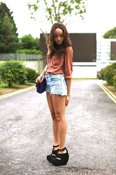 Ashley Madekwe-love her shoes