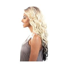 Beshe Lady Lace Deep Lace Part Synthetic Wig LLDP-125