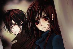 Tags: Anime, Vampire Knight, Kuran Kaname, Yuki Cross