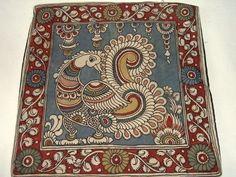 Bird embroidery indian folk art 39 New Ideas Pichwai Paintings, Indian Art Paintings, Abstract Paintings, Kerala Mural Painting, Madhubani Painting, Painting Patterns, Fabric Painting, Painting Art, Painting Tips