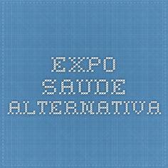expo saude alternativa