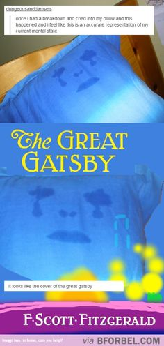 The Great Gatsby Close Enough Cover…