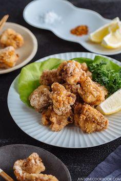 Gluten Free Karaage (Japanese Fried Chicken)