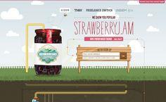 웹 싸이트 디자인에 영감을 주는 50가지 스타트업 웹 싸이트 - Vandelay Design