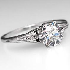 Art Nouveau Wedding Rings 61 Stunning Engagement rings from the