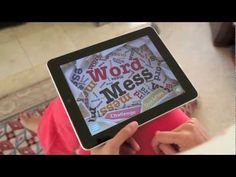 A video for the game Word Mess. Featured by Apple as a Staff Favorite in Education games!   Get it here: http://itunes.apple.com/us/app/word-mess/id504739597?mt=8