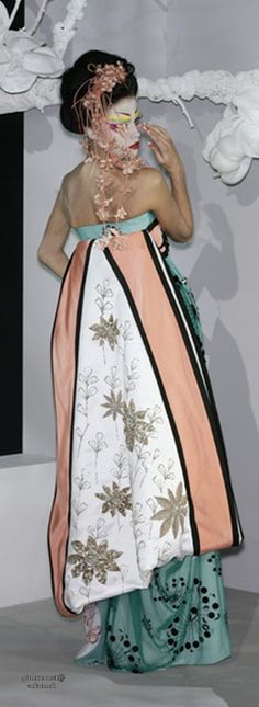 Christian Dior Spring  Couture