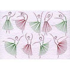 My Beautiful 9 Ladies Dancing