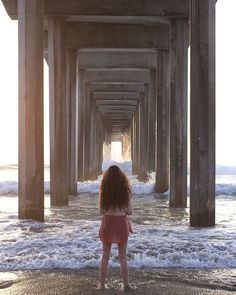 #focusonemotion #photography #pier #sandiego #lajolla #beach #sunset #girl #longhair #lajollalocals #sandiegoconnection #sdlocals - posted by Sandy Mueller - Germany  https://www.instagram.com/san_dyego_pics. See more post on La Jolla at http://LaJollaLocals.com