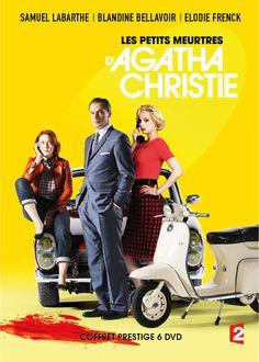 Nouveau concours: LES PETITS MEURTRES D'AGATHA CHRISTIE  Gagnez un coffret DVD de la saison 2