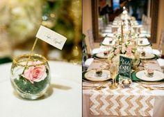 40 Amazing Emerald And Gold Wedding Ideas