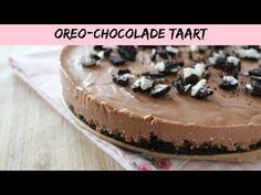 Filmpje: chocolade-oreo taart - Lekker en Simpel