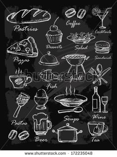 Crushed image of cow / meat menuCrushed image of cow / meat incredible restaurant design projectsliving with classics .Items similar to COFFEE SHOP CHALKBOARD / kitchen table // restaurant table // menu board / Blackboard Art, Chalkboard Lettering, Chalkboard Designs, Chalkboard Restaurant, Menu Chalkboard, Chalkboard Walls, Chalk Menu, Chalk Wall, Restaurant Icon