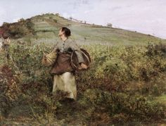 jules bastien-lepage paintings - Yahoo Image Search Results