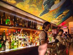 Check Out 13 of the Best Speakeasy Bars Across America | Architectural Digest
