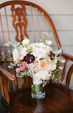 Blush & Blue Lake Tahoe Destination Wedding - Inspired By This