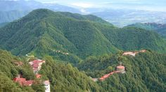 Places To Visit In #Mussoorie : Aptly called the 'Queen of the Hills' Mussoorie is a romantic gateway nestled in the Himalayas. Far from the hot and sultry plains Mussoorie, with its lush green surroundings, Deodar trees and a sweeping and majestic view of the Sivalik ranges and the Doon Valley, offers a peaceful refuge of absolute bliss. The poetic romance of the ambience will sweep you off your feet and transport you to a world of fantasy and unadulterated beauty. #India | #Travel