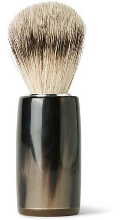 Abbeyhorn Horn And Super Badger Bristle Shaving Brush Best Shaving Razor, Shaving Brush, Wet Shaving, Woodturning, Badger, Face And Body, Horns, Spring, Beauty