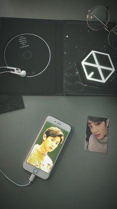 exo - universe #exo #kpop #aesthetic