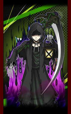 Ansatsu Kyoushitsu/Assassination Classroom,  Mobile game card, God of death