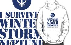 Want to get this 'I Survived Winter Storm Neptune February 2015' T-shirts, Hoodies, Accessories and Gifts