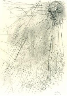 1988 29,7 cm x 21 cm Tegninger CR: 88/16 Grafit på papir
