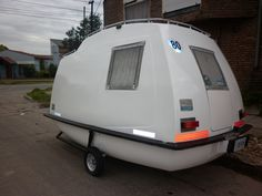 Imagen Recreational Vehicles, Camping, Rv Camping, Aliner Campers, Sailing Ships, Houses, Camper Van, Campers, Outdoor Camping