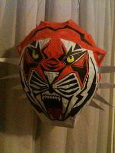 NRL Wests Tigers Mascot