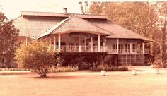 Bordubi T.E (Doom Dooma, Assam) Superintendant's Bungalow. Courtesy: Saud Sultan. Saud's father Zufi Sultan was with Magors and in this bungalow from 1979 to 1986.
