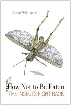 How Not to Be Eaten: The Insects Fight Back: Gilbert Waldbauer, James Nardi: 9780520269125: Amazon.com: Books