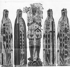 heraldic surcoat | Men's Heraldic Surcoats