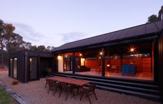 container home w/ outdoor room