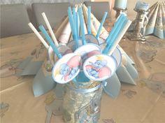 DIY hvordan pynte bordett selv til fest? Kreative og morsome løsninger her.
