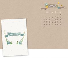 Oh the lovely things: March Desktop Calendar + Free iPhone & iPad Wallpapers Free Desktop Wallpaper, Cute Wallpapers, Happy March, 31 March, Desktop Calendar, Free Iphone, Free Prints, Organizer, Lovely Things