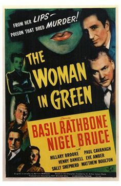 The Woman In Green **