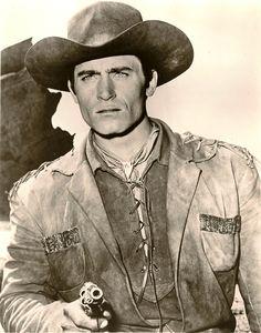 Clint Walker....my retro crush~