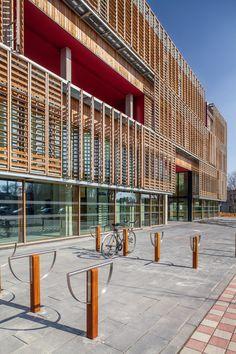 Gallery of Compiègne Univeristy of Technology / Ameller Dubois & Associés - 24
