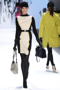 Slimming! at Milly RTW Fall 2012