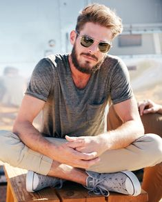 Stay ready for adventure with Randolph Aviator Sunglasses. Handcrafted in the USA _ Men's Sunglasses, Sunnies, Randolph Engineering, Joshua Tree National Park, American Made, Matte Black, Best Sellers, Spring Fashion, Aviation