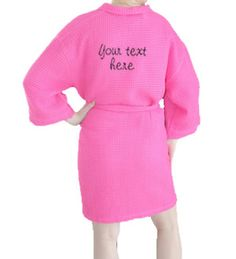 041765c9d9 22 Best Personalized Robes images