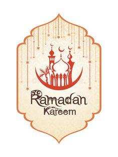 Arabic Islamic card of Ramadan Kareem. Ramadan Kareem card with frame in muslm s , Ramadan Cards, Ramadan Decorations, Pattern Art, Islamic, Celebration, Illustration, Frame, Design, Style