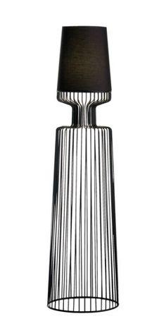 inside floor lamp | roche bobois Light Table, Lamp Light, Cool Lighting, Lighting Design, Diy Floor Lamp, Lamp Design, Light Shades, Interior Lighting, Light Decorations