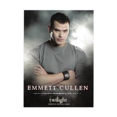 BADBOYS DELUXE KELLAN LUTZ THESPIAN ❤ liked on Polyvore featuring twilight and emmett cullen