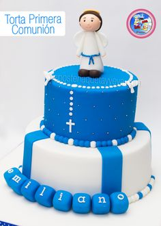 Torta primera comunión - first communion cake
